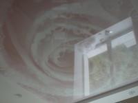 Натяжной потолок глянцевый с нанесенным изображением, фото 73