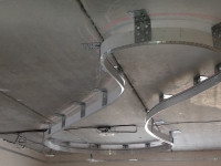 Потолочный профиль на основном потолке и по периметру помещения, фото 2